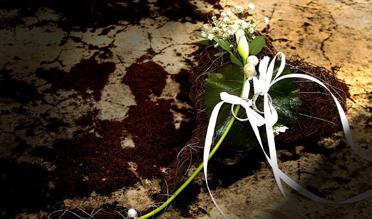 Gesteck - Blumenladen Ergolding