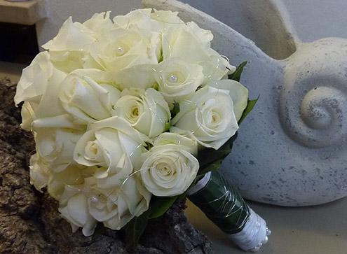 Brautstrauß - Blumenladen Ergolding